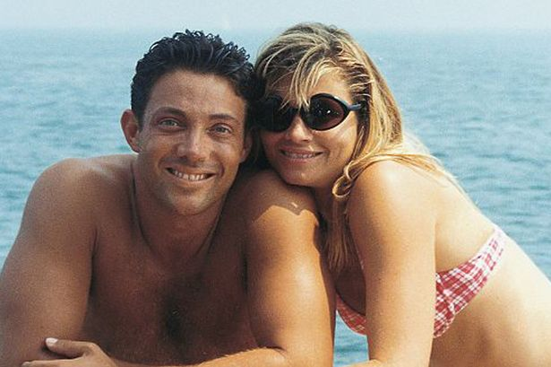 Jordan-Belfort-with-second-wife-Nadine