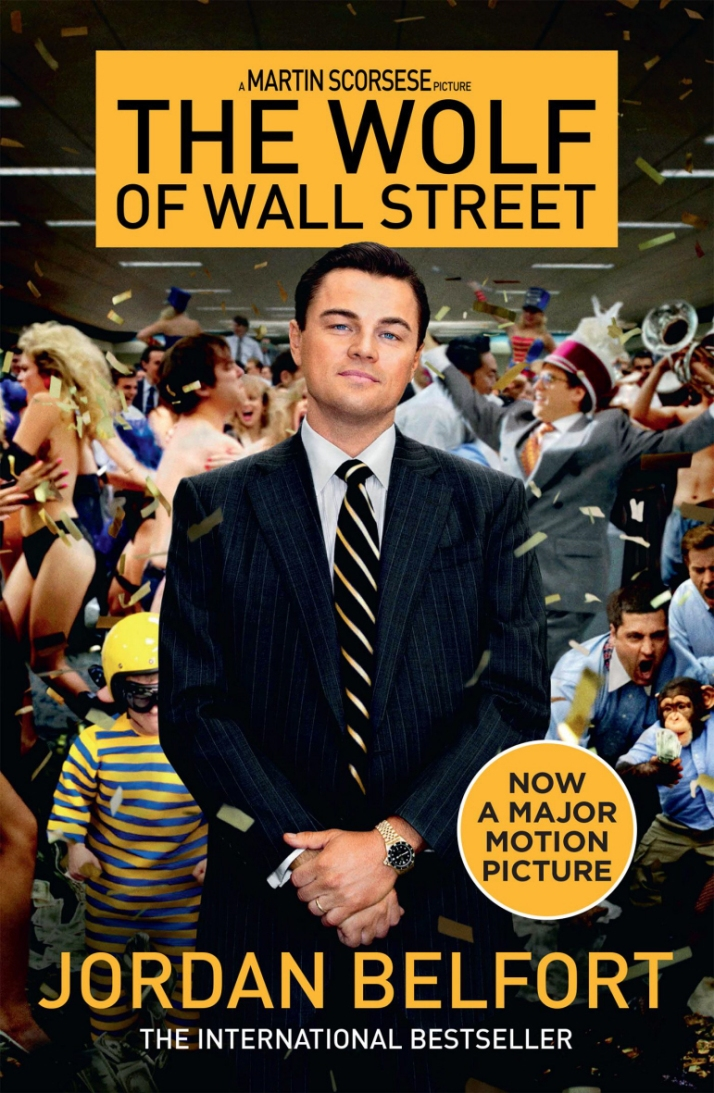 Wolf of Wall Street Cover